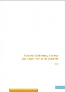 First National Report to the Conference of the Parties to the Convention on Biological Diversity