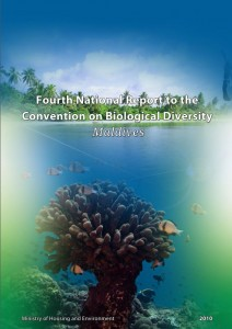Fourth National Report To The Convention On Biological Diversity Maldives