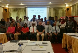 Training Course on Managed Aquifer Recharge (MAR) held from 19-21 July 2016